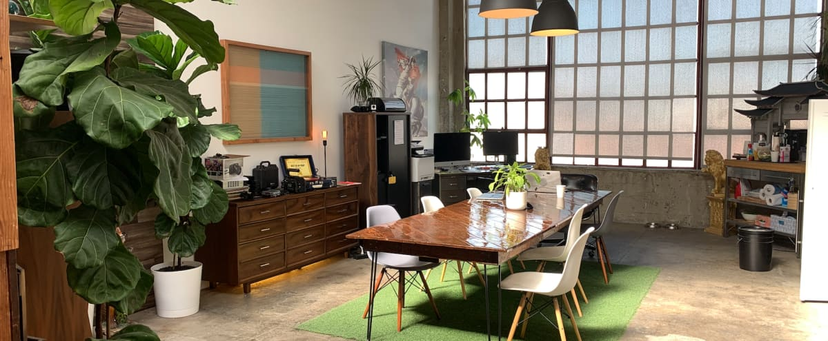 Production Office / Beautiful and Spacious Office Space in Los Angeles Hero Image in Central LA, Los Angeles, CA