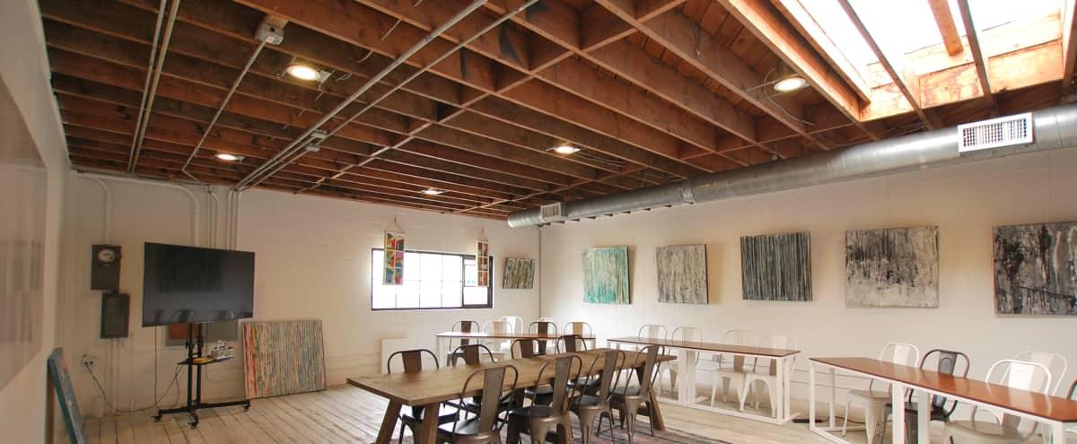 Offsite Meeting Room in an Industrial Work Space in El Segundo Hero Image in undefined, El Segundo, CA