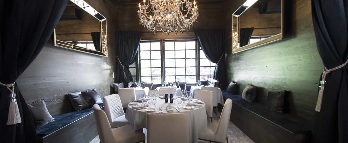 Luxurious Restaurant & Lounge For Productions in new york Hero Image in Chelsea, new york, NY