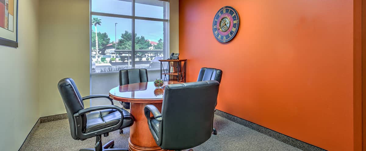 Henderson Conference Room for 4 in Henderson Hero Image in Gibson Springs, Henderson, NV