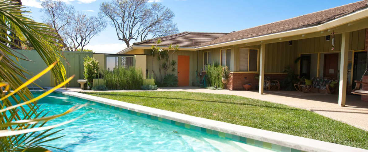Ranch '56: A Mid-Century Oasis in the Hills in Los Angeles Hero Image in undefined, Los Angeles, CA