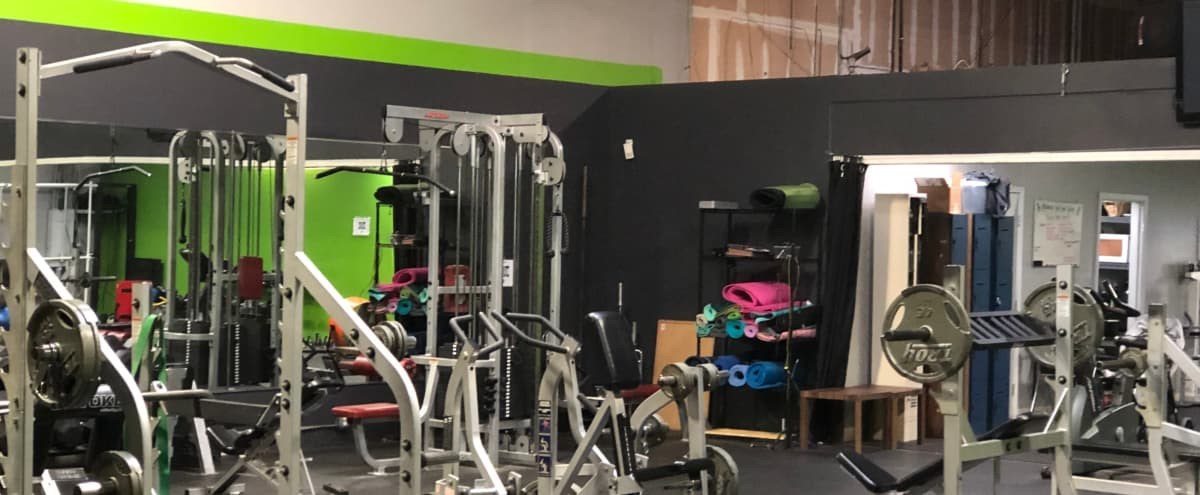 Private Fitness / Workout / Yoga Space - 4,000 sq ft in San Leandro Hero Image in Davis Tract, San Leandro, CA