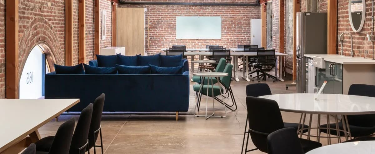 Modern Meeting Space in SOMA in San Francisco Hero Image in SoMa, San Francisco, CA