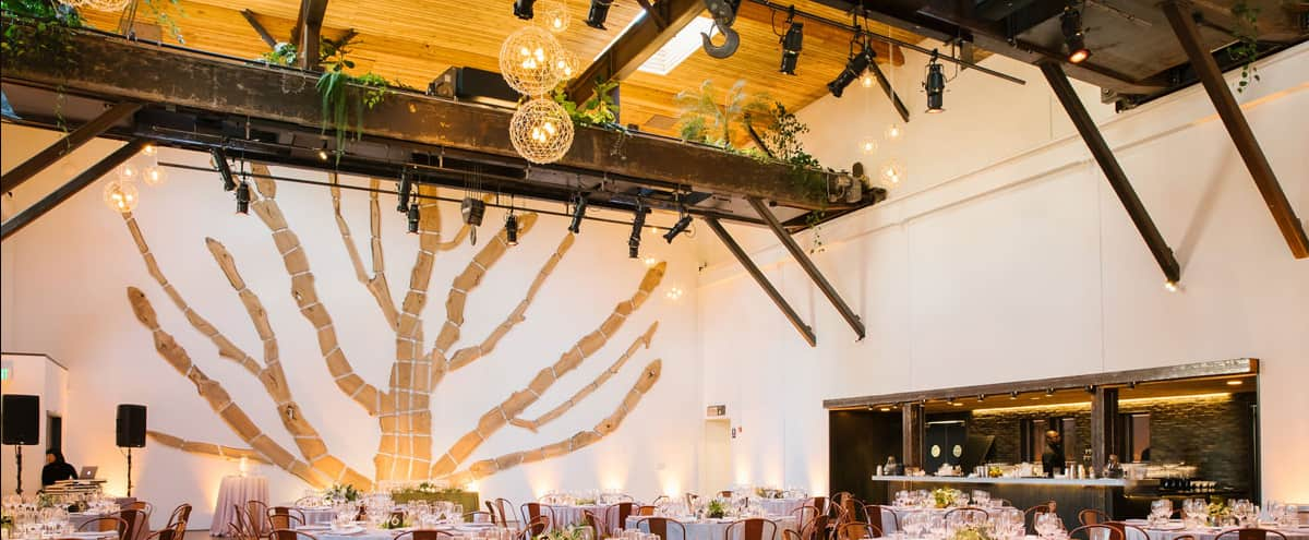 9,300 ft² Artistic Multi-Level Event Space with Rooftop in The Dogpatch in San Francisco Hero Image in Potrero Hill, San Francisco, CA