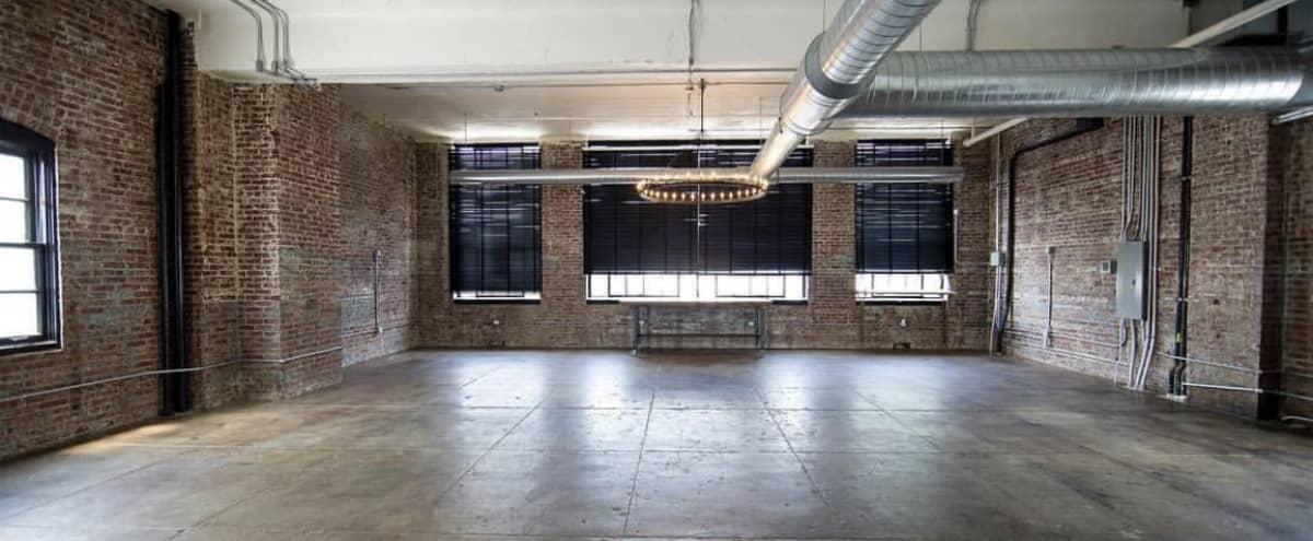 Modern Studio with Exposed Brick in Elizabeth Hero Image in undefined, Elizabeth, NJ