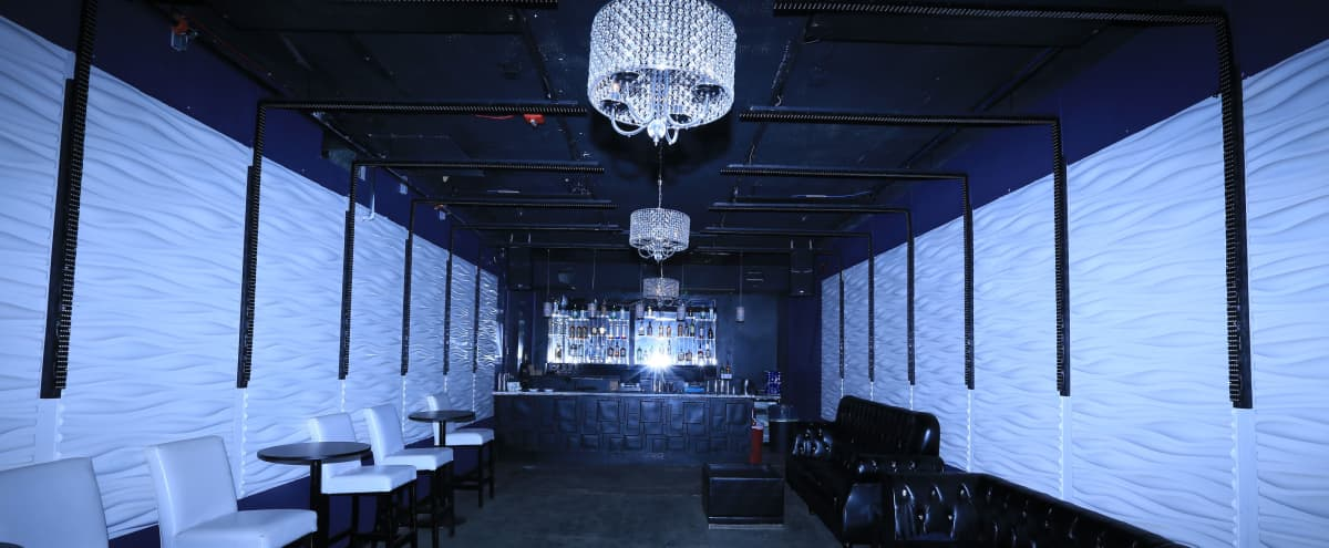 Sleek Lounge Event Space in Seattle Hero Image in Belltown, Seattle, WA