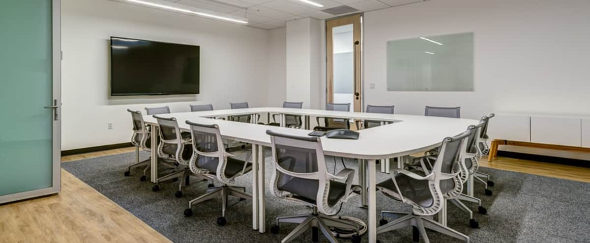 Large Conference Room In The Heart Of Union Square San Francisco - Large square conference table