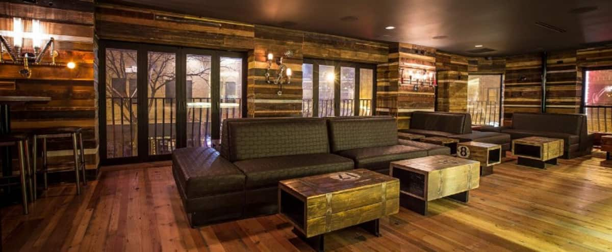 Intimate Wrigleyville Loft Bar in Chicago Hero Image in Lake View, Chicago, IL