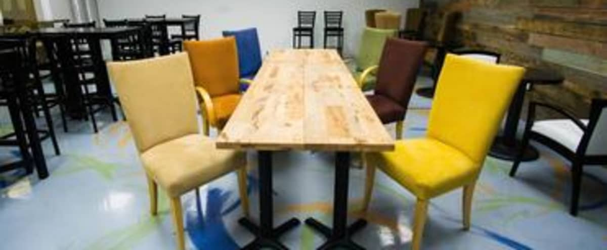 Spacious Professional Lounge | Starbucks Hall in Bellevue Hero Image in Wilburton, Bellevue, WA