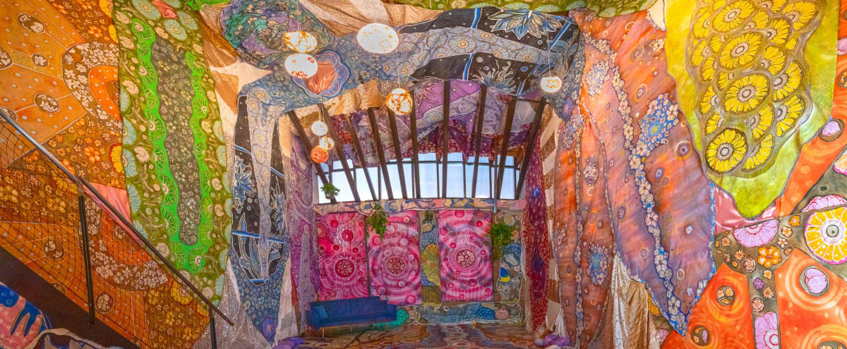 Magic Fairy Dream Land - Colorful, Psychedelic & Immersive Installation Art in Los Angeles Hero Image in Northeast Los Angeles, Los Angeles, CA