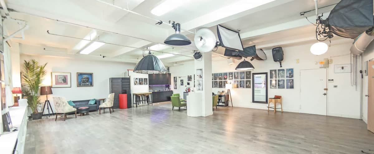 Luxury Spacious Production Studio in Chelsea Manhattan in New York Hero Image in Midtown, New York, NY