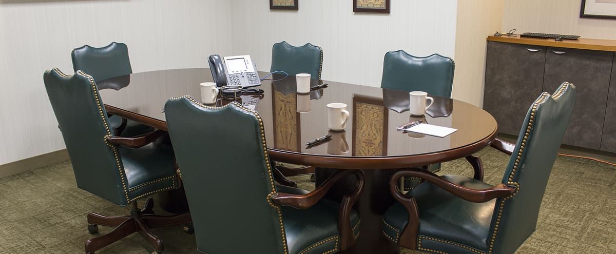 Executive Meeting Room in the Chicago Loop in Chicago Hero Image in Chicago Loop, Chicago, IL