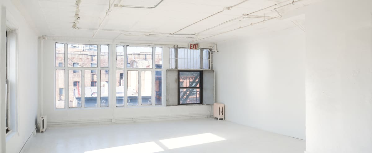Perfect Daylight Space w/ elevator In Central Chinatown 1500 sq.ft in New York Hero Image in Bowery, New York, NY