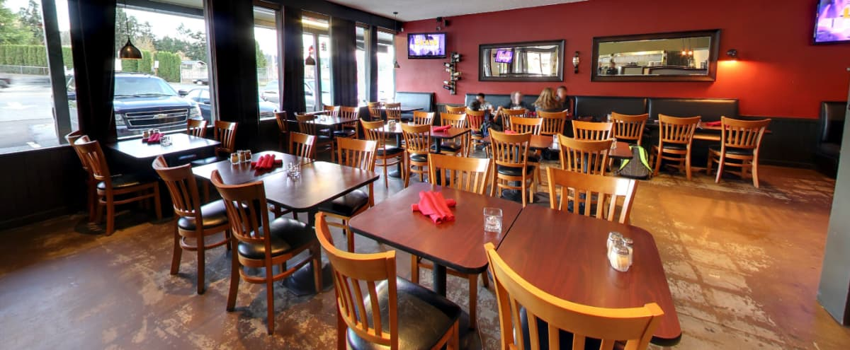 Customizable Comfortable Restaurant Space for Private Parties in Edmonds Hero Image in The Bowl of Edmonds, Edmonds, WA