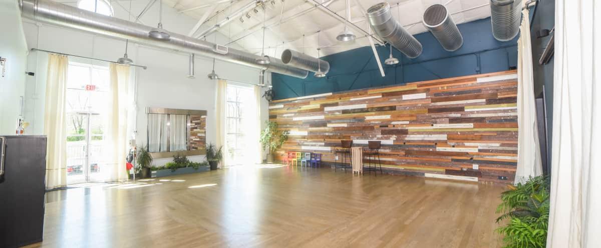 Mix-Use Creative & Event Space in Atlanta Hero Image in Woodland Hills, Atlanta, GA