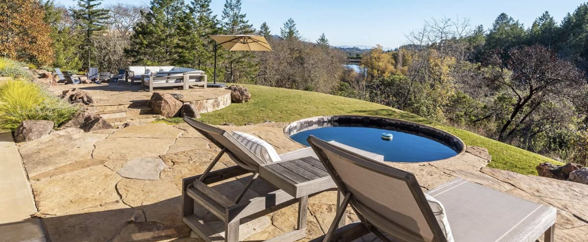 Stunning Dry Creek Retreat with Captivating Views and Great Light in Healdsburg Hero Image in undefined, Healdsburg, CA