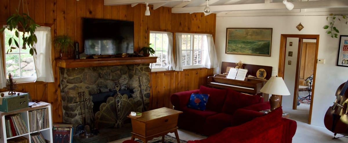 1920's Rustic Ranch Home with Old Oak Arbor in Tujunga Hero Image in Tujunga, Tujunga, CA
