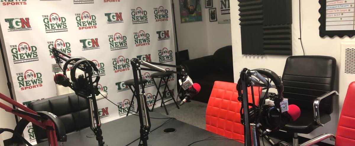 West LA Podcasts Recording Studio