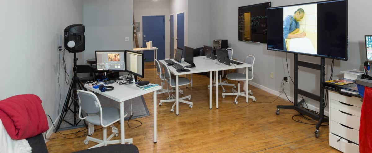 Video Editing Studio in Long Island Hero Image in Long Island City, Long Island, NY