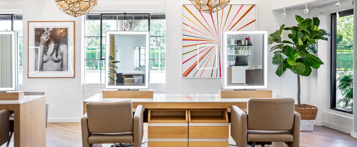 Beautiful Upscale Beverly Hills Beauty Salon in Beverly Hills Hero Image in undefined, Beverly Hills, CA