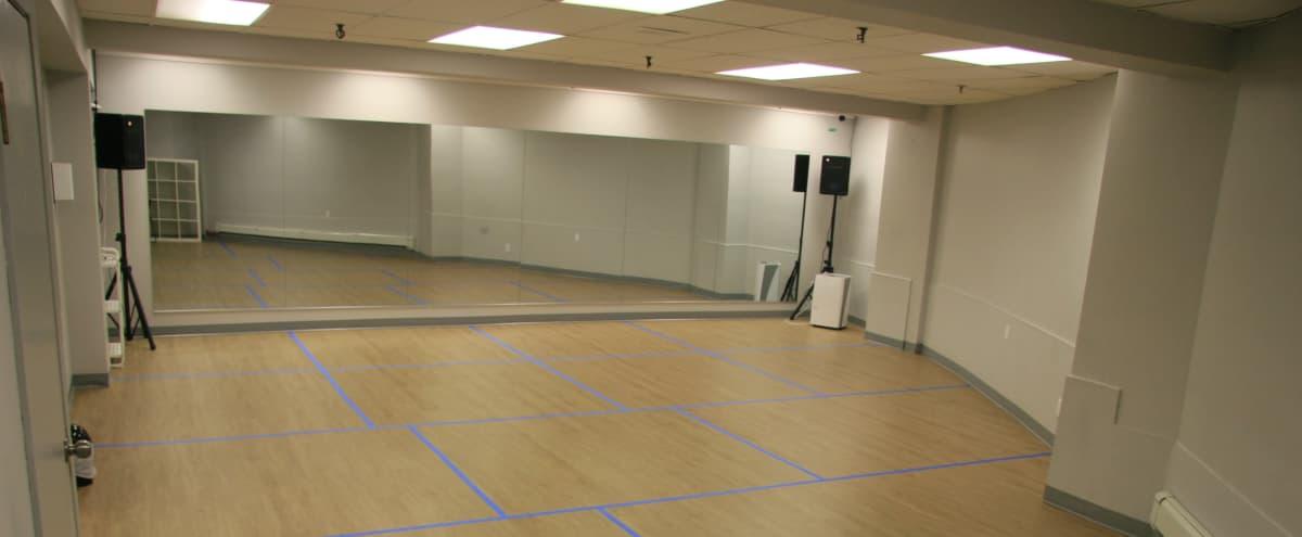 Dance Studio for Fitness Shoots - 5 in Toronto Hero Image in Midtown Toronto, Toronto, ON