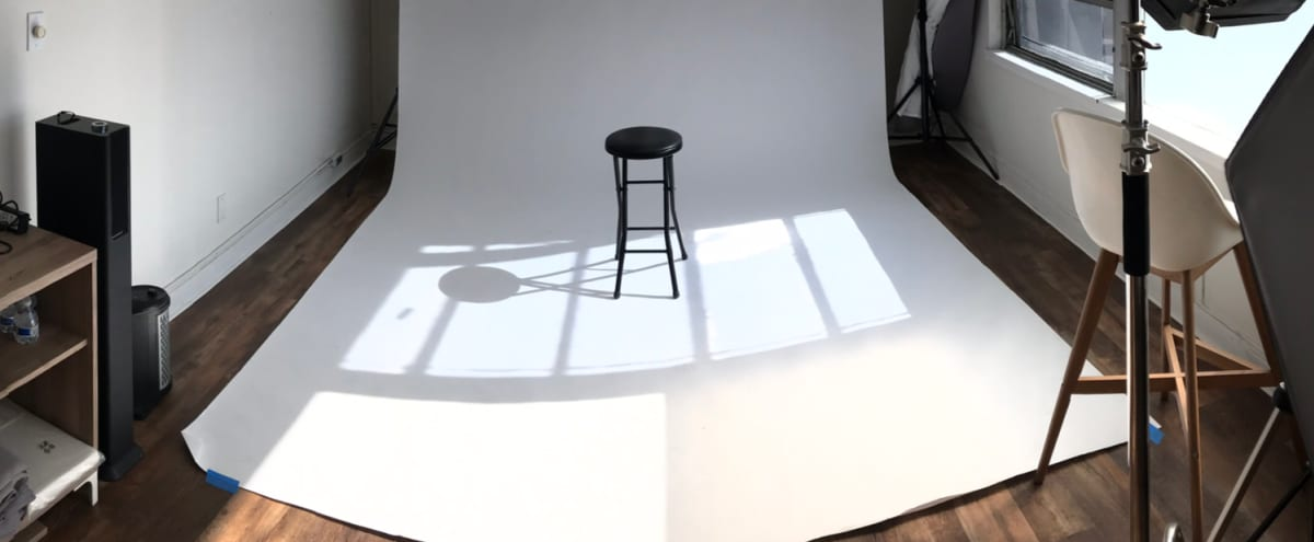 Turnkey Photo Studio Rental in San Diego Hero Image in Downtown San Diego, San Diego, CA