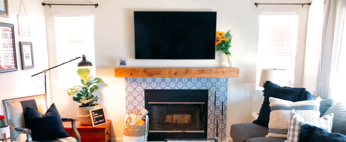 Cozy & Bright 100 Year Old Traditional Home for Productions! in Los Angeles Hero Image in South Los Angeles, Los Angeles, CA