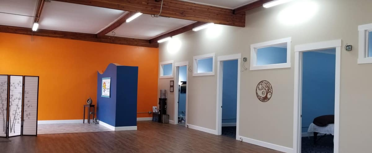 Open and Spacious Movement Studio in Redwood City Hero Image in undefined, Redwood City, CA