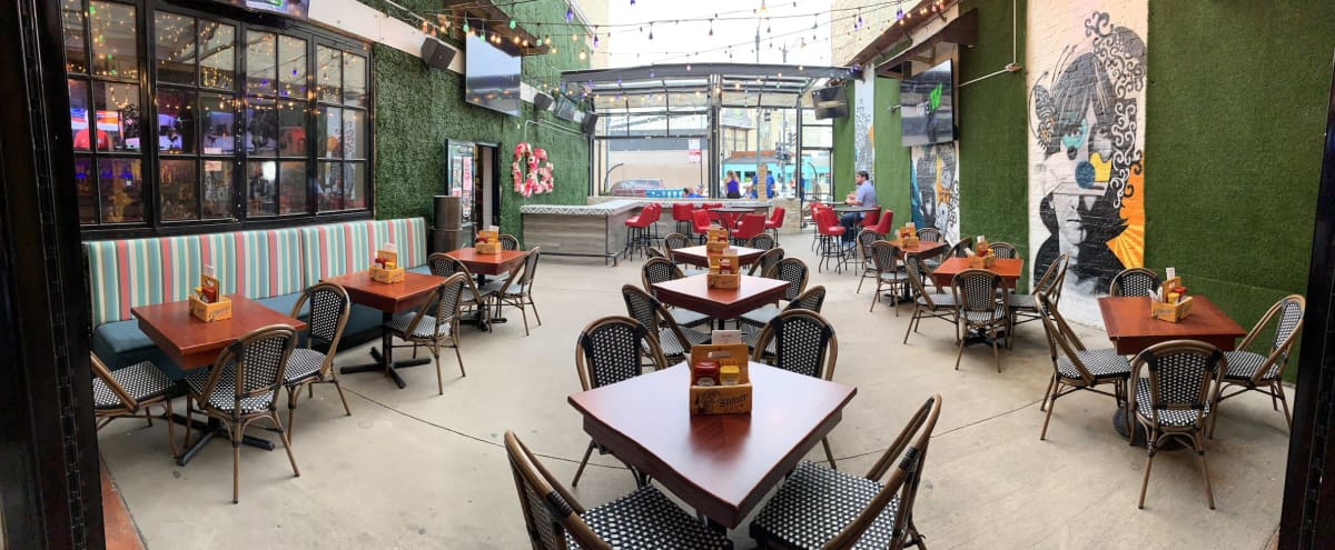 Year-Round Patio Space in Chicago Hero Image in Wrightwood Neighbors, Chicago, IL