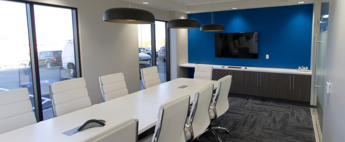 Executive Conference Room for 10 in Las Vegas Hero Image in undefined, Las Vegas, NV
