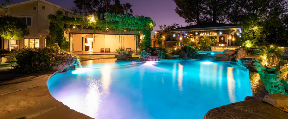 Beautiful Private Gated Estate with Breathtaking Views in Woodland Hills Hero Image in Woodland Hills, Woodland Hills, CA