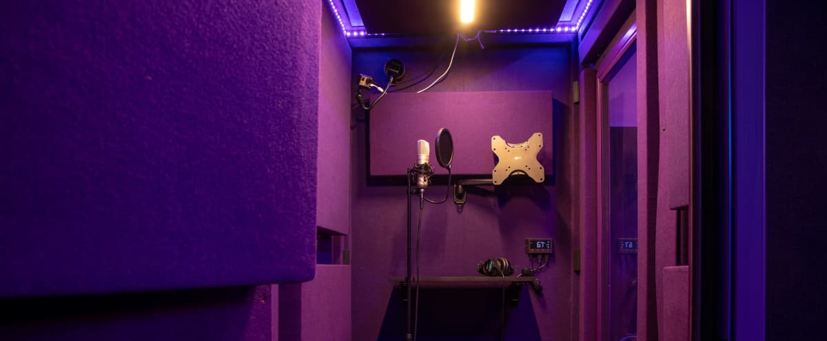 Music Recording Studio in North Hollywood in North Hollywood Hero Image in Toluca Lake, North Hollywood, CA