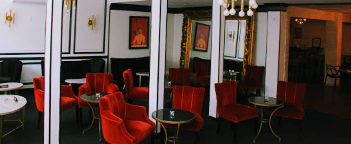 Upscale wine bar and lounge in Houston Hero Image in Greenway/Upper Kirby, Houston, TX