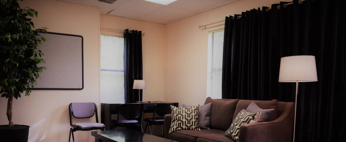 Nonprofit Special! MARINSPACE Furnished Office/Meeting Room (8) in San Rafael Hero Image in undefined, San Rafael, CA