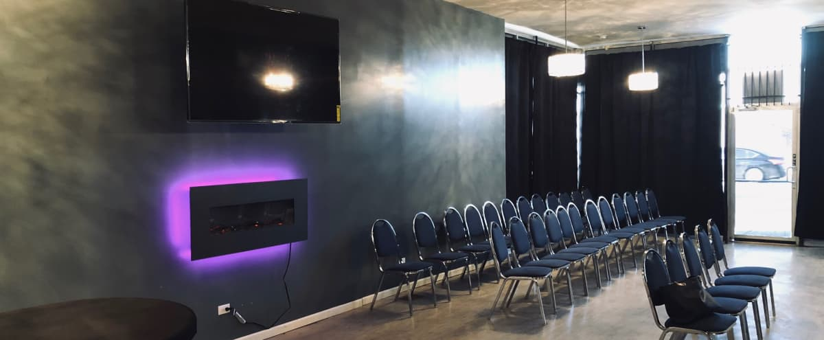 Newly Rehabbed Spacious Event Space in Chicago Hero Image in North Austin, Chicago, IL