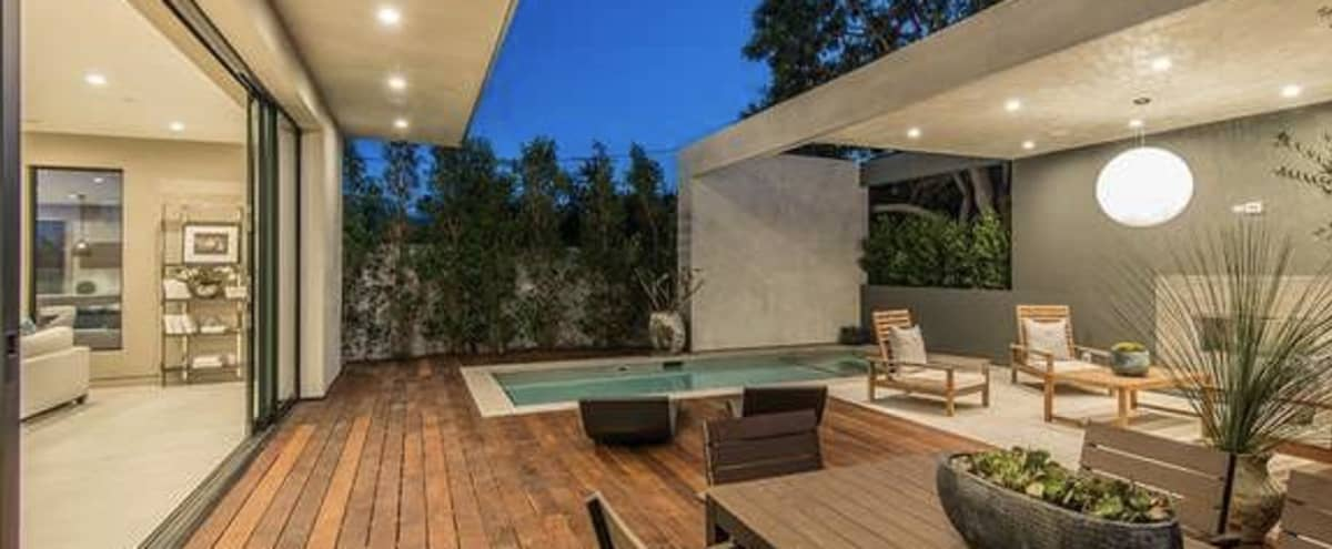 Villa Aurora -With large Roof top space ,Perfect for small Gatherings in Los Angeles Hero Image in Central LA, Los Angeles, CA