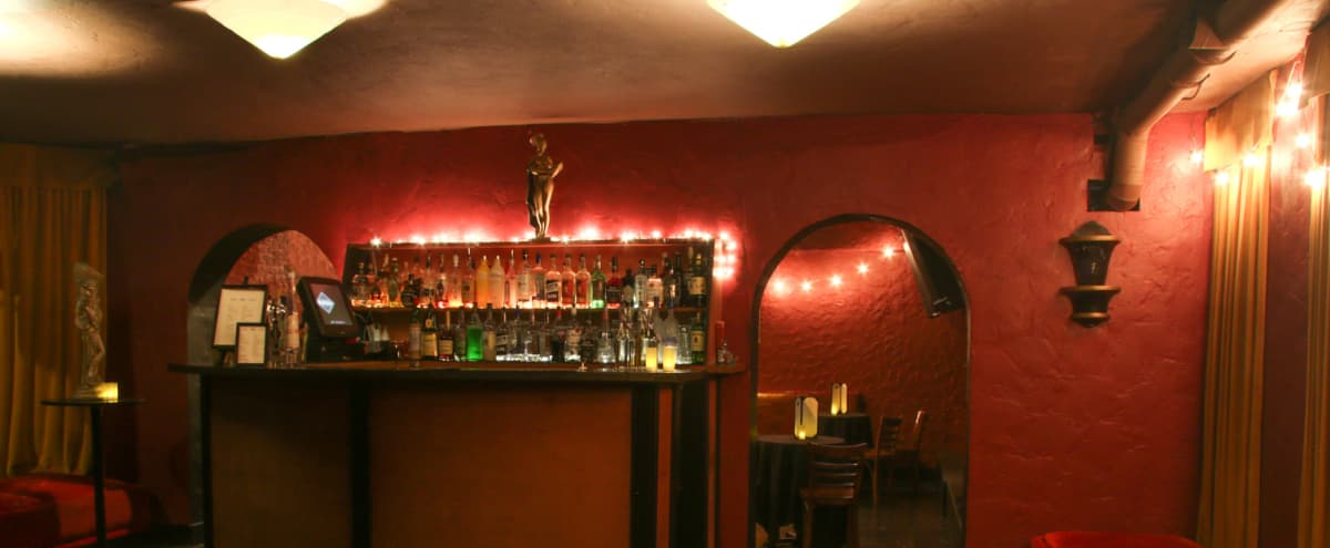 Historic Speakeasy in Belltown with Private Bar & Stage in Seattle Hero Image in Belltown, Seattle, WA