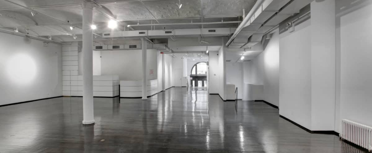 A Blank Canvas For Any Type of Event in New York Hero Image in Chelsea, New York, NY
