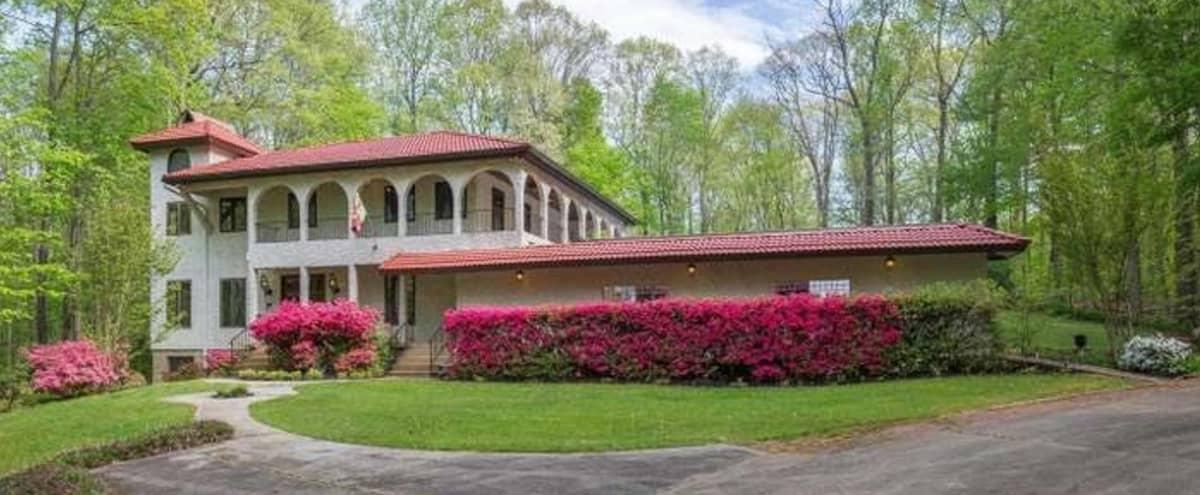 Portuguese Villa Courtyard and Bar in Manassas Hero Image in undefined, Manassas, VA