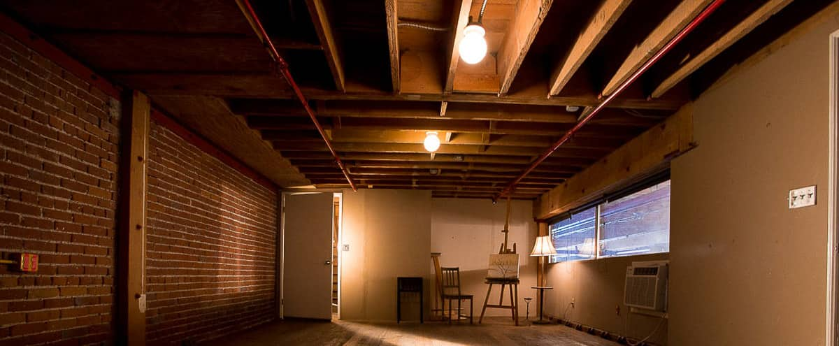 Basement Set / Artist Apartment in Los Angeles Hero Image in Central LA, Los Angeles, CA