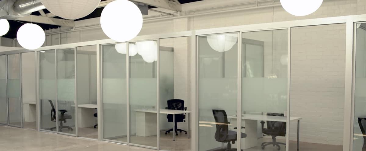 office space lighting. Hollywood, Single Office Space, Meetings, Great Lighting, High Ceilings, Kitchen, Space Lighting