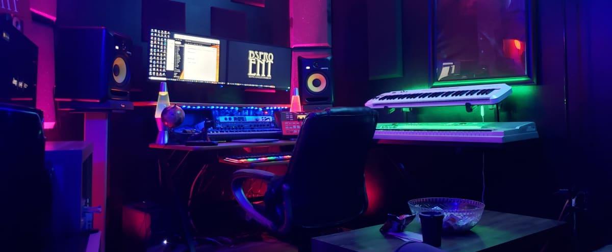 Recording Studio   Music Productions   Mixing & Mastering in Atlanta Hero Image in undefined, Atlanta, GA