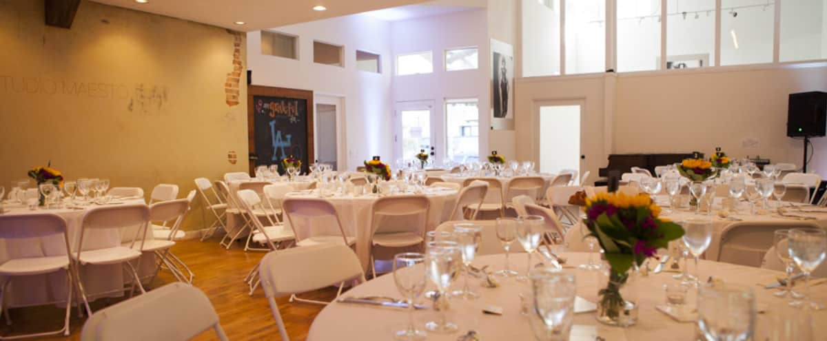 Beautiful and Spacious Event Space & Dance Studio in Santa Monica in Santa Monica Hero Image in Santa Monica, Santa Monica, CA