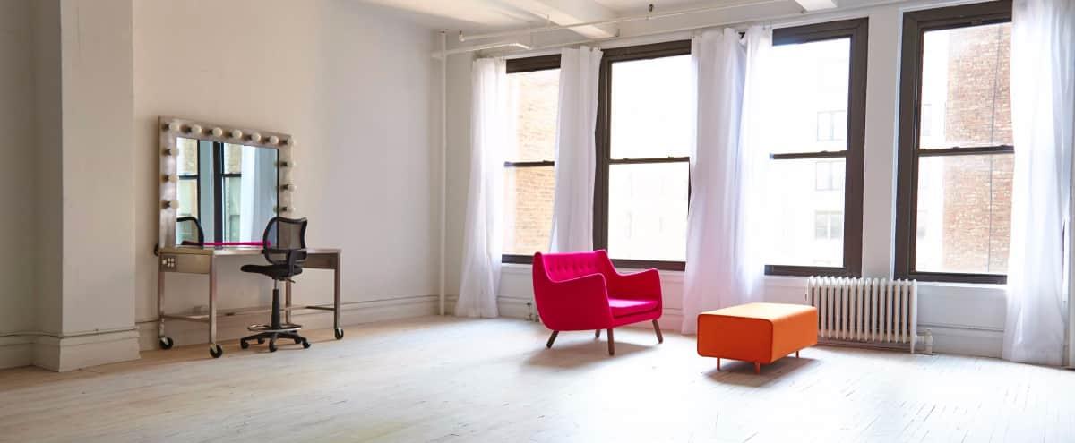 Sunny daylight studio in NoMad in New York Hero Image in Midtown, New York, NY