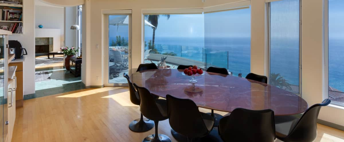 Gorgeous Ocean-View House for Inspiring & Relaxing Off-sites in Malibu Hero Image in Eastern Malibu, Malibu, CA