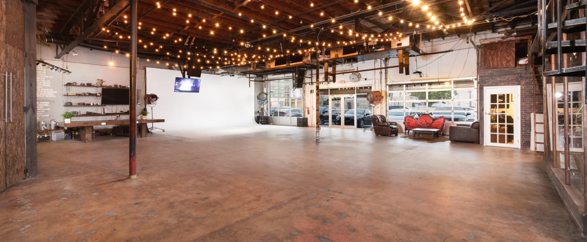 Large Production Studio with Coffee and Bar in Historic Arts District in Fort Lauderdale Hero Image in Flagler Village, Fort Lauderdale, FL