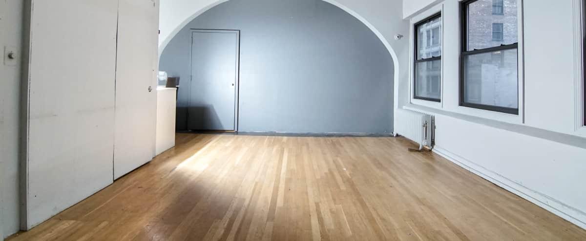 Open Midtown Yoga/Dance Studio in New York Hero Image in Midtown, New York, NY