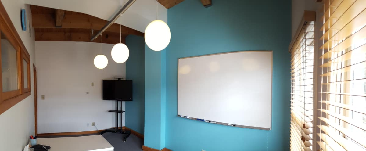 Design Agency Small Conference Room in Seattle Hero Image in Fremont, Seattle, WA
