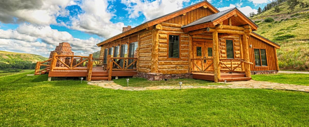 Montana Ranch Retreat! The Perfect Mixture of Rustic Simplicity and Luxury in Belt Hero Image in undefined, Belt, MT
