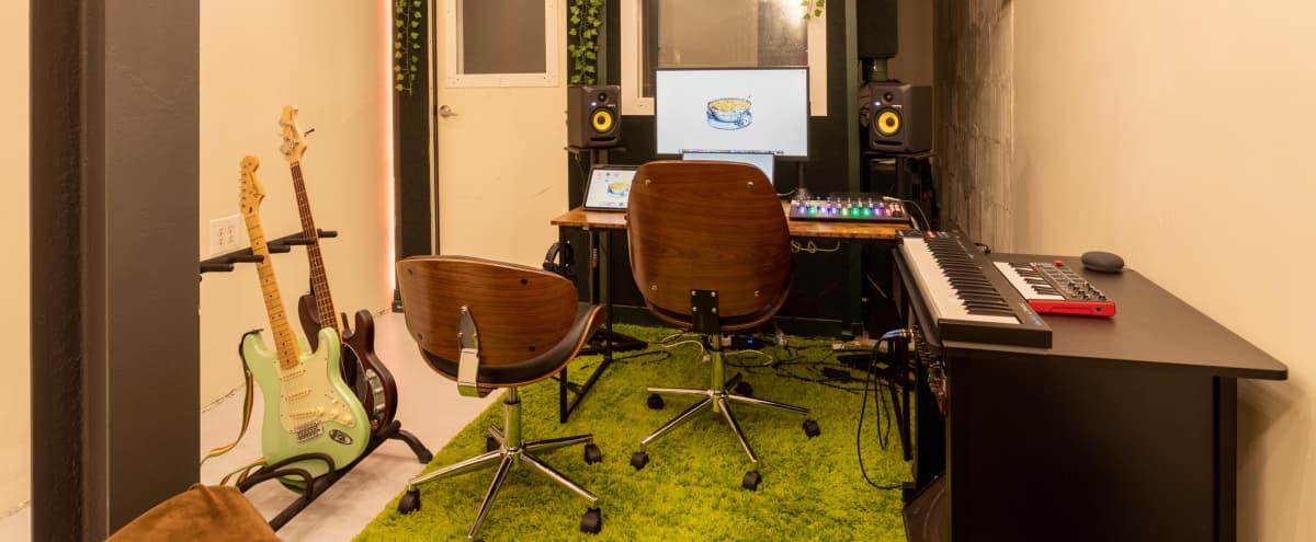 Cozy Recording Studio - Music | Film - Heart of Williamsburg Music Scene in Brooklyn Hero Image in East Williamsburg, Brooklyn, NY